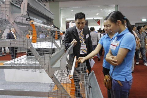 Livestock, aquaculture expo in HCM City hinh anh 1