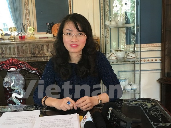 Vietnam's dynamic economy attractive to French firms hinh anh 1