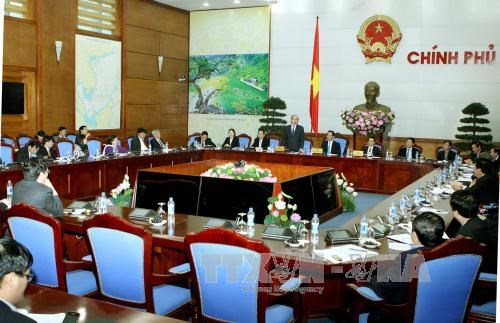 Fatherland Front, Government to enhance coordination hinh anh 1