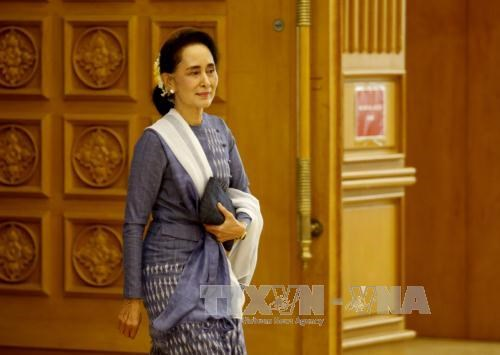 Vietnam congratulates Myanmar's new Government hinh anh 1
