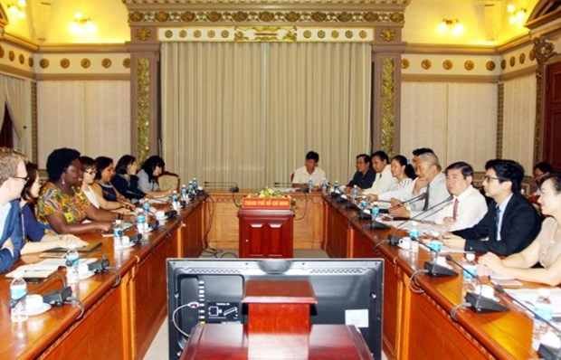HCM City hopes for more assistance from WB hinh anh 1
