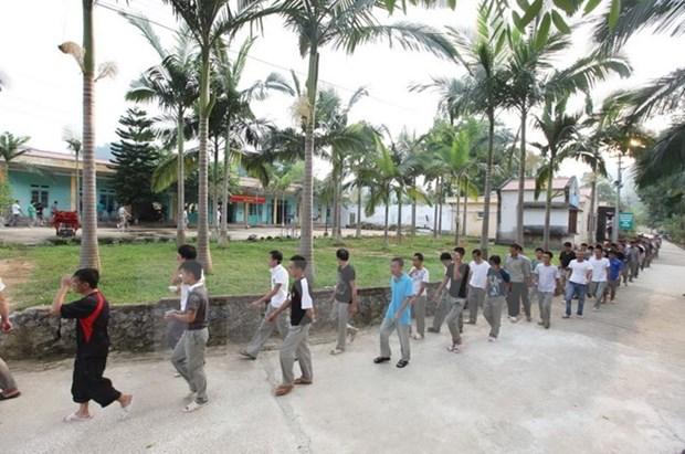 Ba Ria –Vung Tau: 185 fled drug addicts found hinh anh 1
