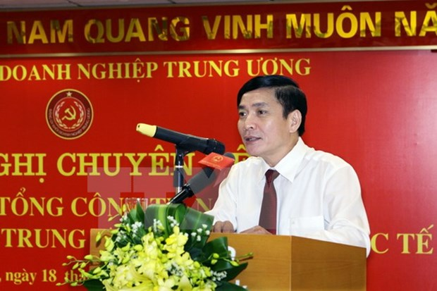 New President of labour general confederation named hinh anh 1