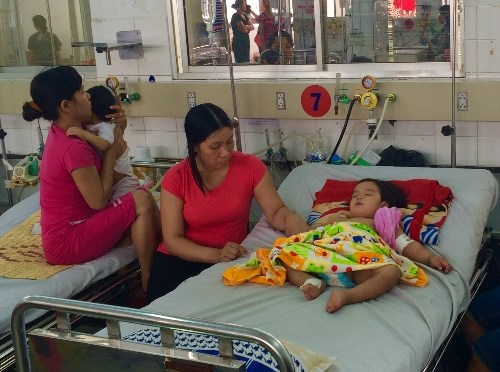 Child hygiene urged for summer hinh anh 1