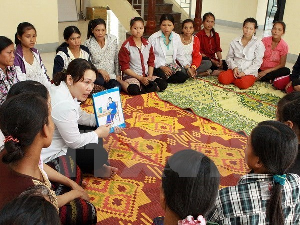 Vietnam commits to promoting gender equality: official hinh anh 1
