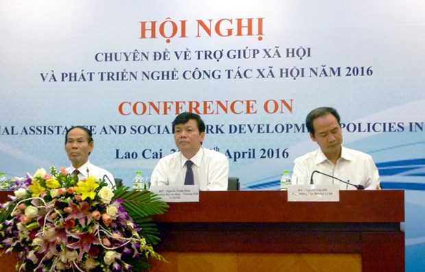 Disadvantaged people get better access to welfare services hinh anh 1