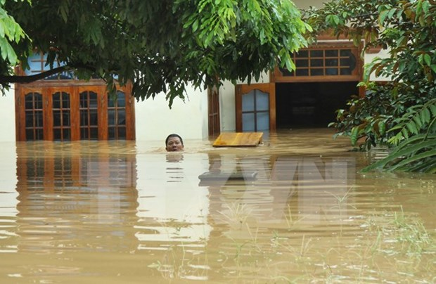 Red Cross activities integrated into climate change response hinh anh 1