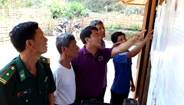 Lai Chau: Early election preparations done in border areas hinh anh 1
