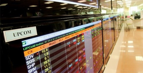 HNX divides stocks by classification principles on Upcom hinh anh 1