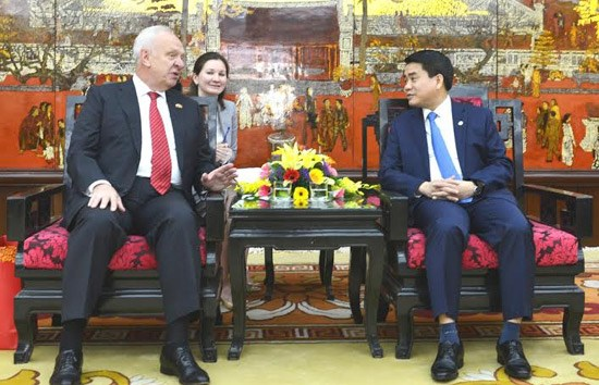 Bright future for Hanoi-Moscow cooperation hinh anh 1