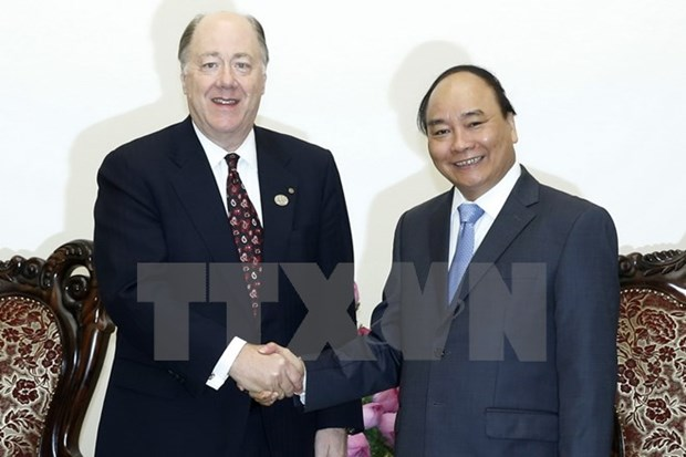 PM: Business community contributes to Vietnam-US ties' sustainability hinh anh 1