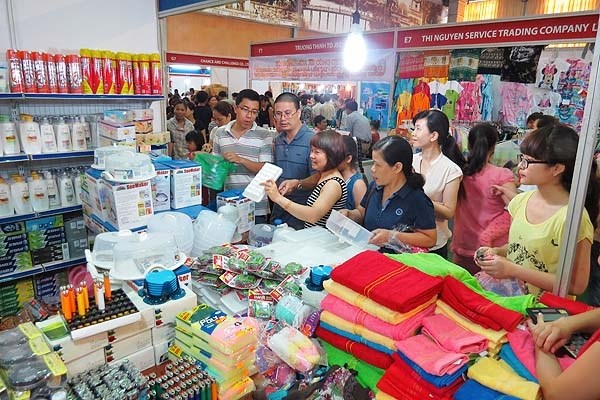 Made in Thailand Outlet in Hanoi boosts bilateral trade ties hinh anh 1