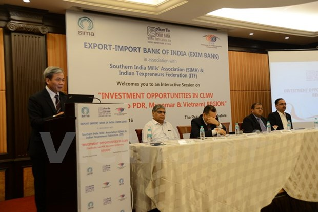 Vietnam's textile sector attractive to Indian investors hinh anh 1