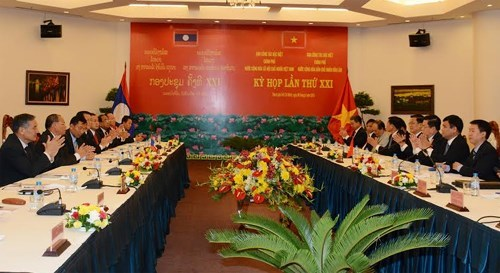 Vietnam, Laos review search for martyrs' remains hinh anh 1