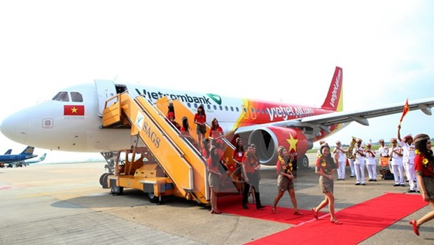Vietjet offers 100,000 tickets priced from only 0 VND hinh anh 1