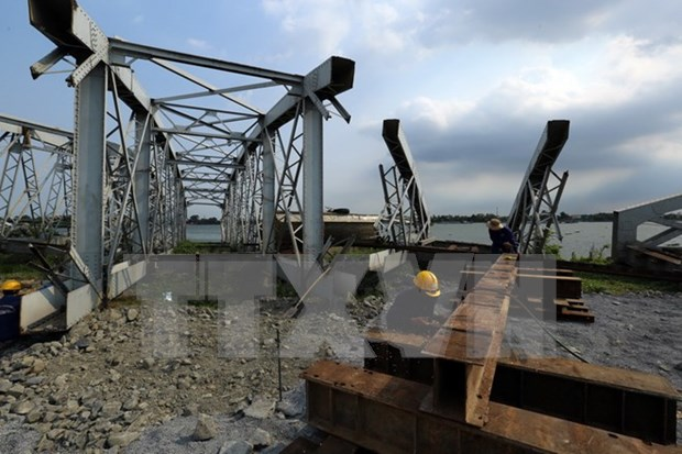 New Ghenh Bridge to open to traffic from June 26 hinh anh 1