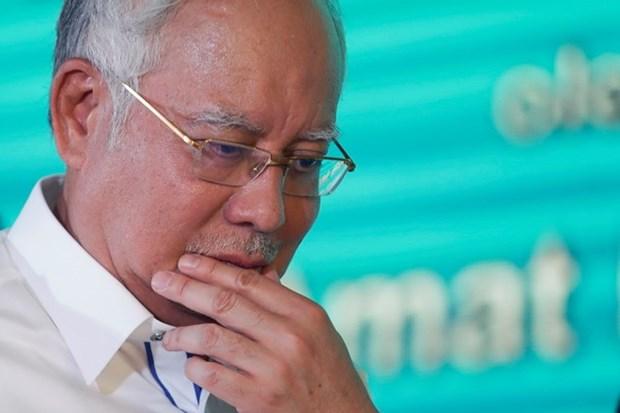 Malaysia's PM Najib announces cabinet reshuffle hinh anh 1