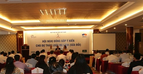 Amendments to Law on Tourism discussed hinh anh 1