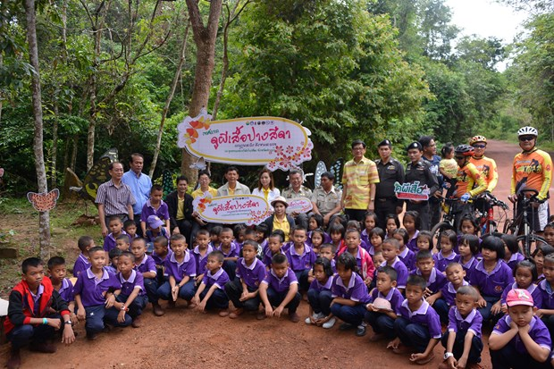 Pang Sida National Park to hold annual butterfly festival hinh anh 1