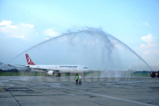 Turkish Airlines launches new Vietnam routes hinh anh 1