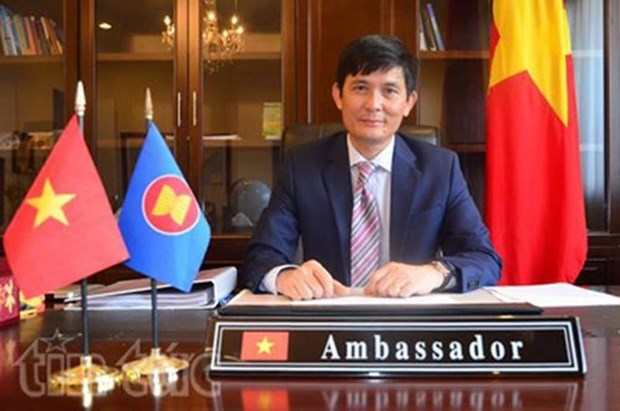 ASEAN, India boost links for mutual development hinh anh 1