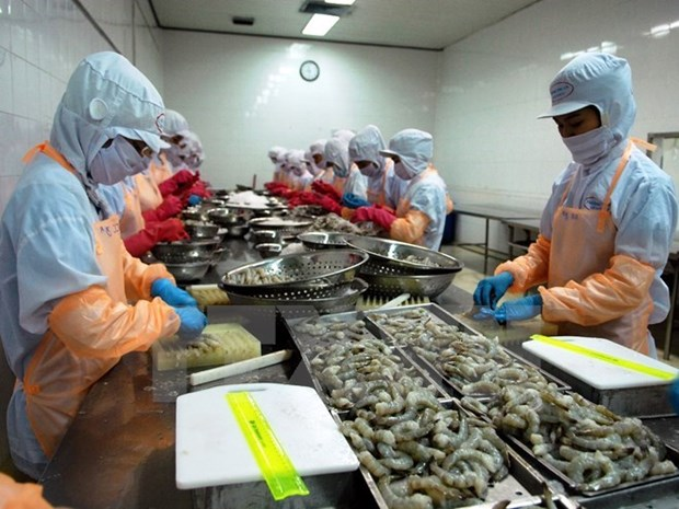 Export value hits over 82 billion USD in six months hinh anh 1