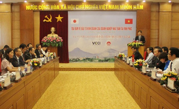 Vinh Phuc province vows maximal support for Japanese investors hinh anh 1