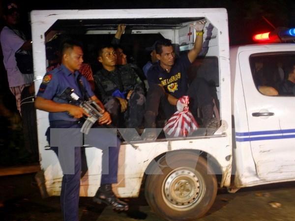 Abu Sayyaf frees one Filipino hostage hinh anh 1
