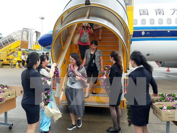 New air service opens connecting Phu Quoc, China's Guangzhou hinh anh 1