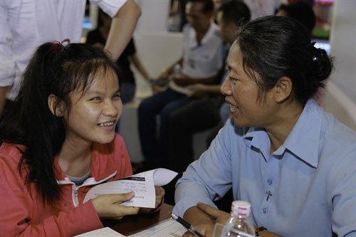 Job opportunities open up to visually impaired hinh anh 1