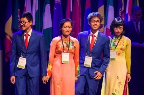 27th Int'l Biology Olympiad to see record student, delegation numbers hinh anh 1