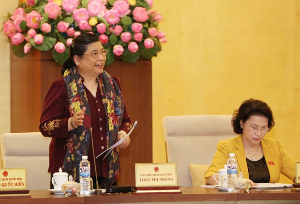 NA Standing Committee outlines supervision, lawmaking plans for 2017 hinh anh 1