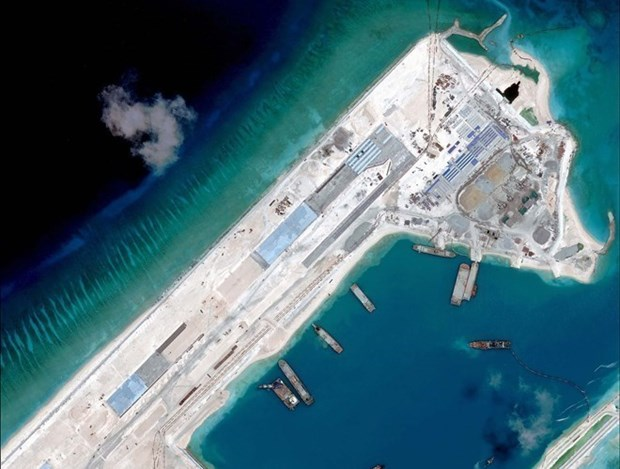 PCA's ruling in focus at CSIS East Sea conference hinh anh 1