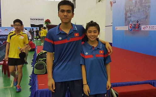 Vietnam bag another table tennis silver hinh anh 1