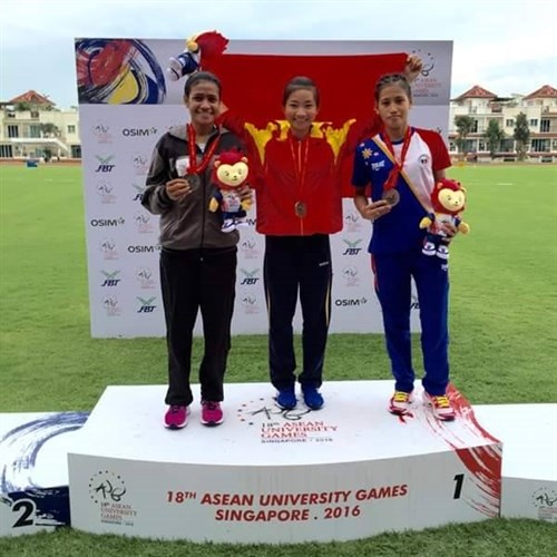 Vietnam students come fourth at ASEAN Games hinh anh 1