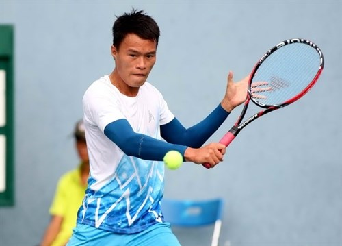 Tennis team remains at Group II after Davis Cup defeat hinh anh 1