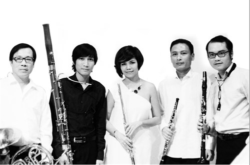 Fantasia Wind Quintet to perform in Hanoi hinh anh 1