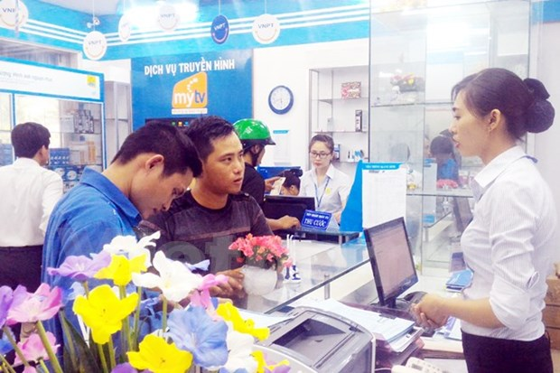 VNPT earns 63.15 trillion VND in first six months hinh anh 1