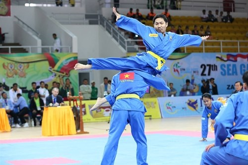 Vovinam absent at 29th SEA Games hinh anh 1