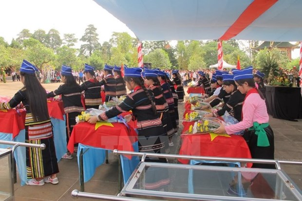 748 sets of Vietnamese martyrs' remains in Cambodia repatriated hinh anh 1