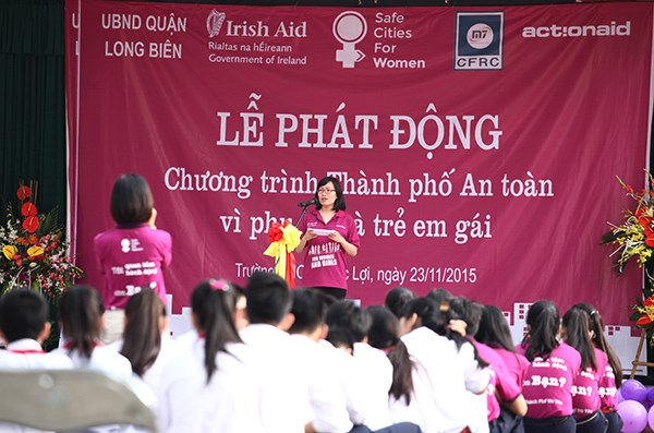 PM approves gender-based violence prevention project hinh anh 1