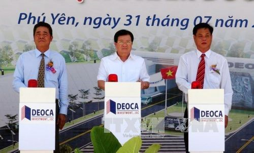 4.1-km Ca Pass Tunnel opens to traffic hinh anh 1