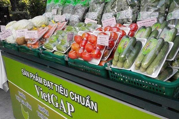 HCMC to hold safe farm produce fair hinh anh 1