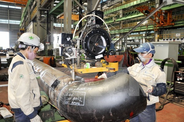 Doosan Vina to make first nuclear power equipment in Vietnam hinh anh 1