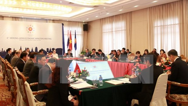 ASEAN, Japan ministers agree to strengthen economic ties hinh anh 1