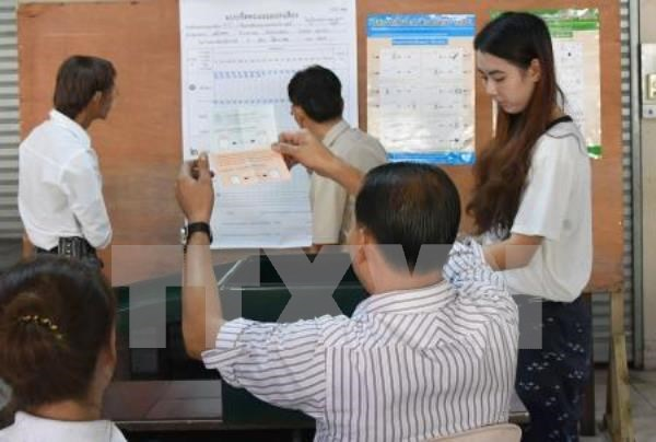 Thailand: New draft constitution welcomed by majority hinh anh 1