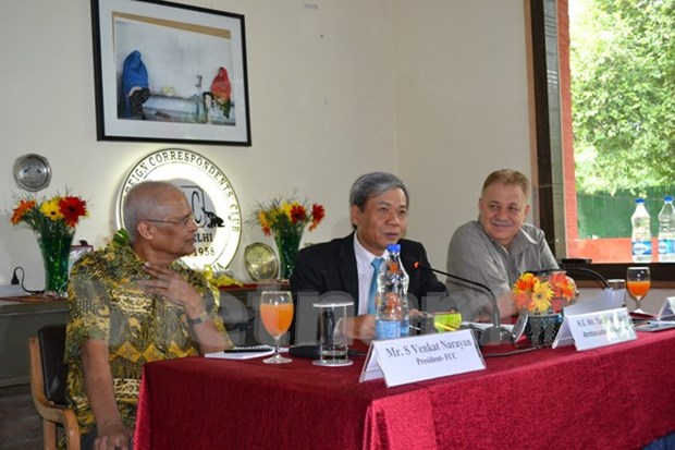 Vietnam, India enjoy great foundation for stronger relations hinh anh 1