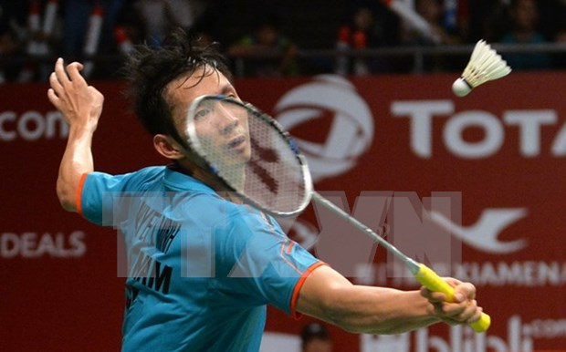 Nguyen Tien Minh fails to enter next round at Olympics hinh anh 1