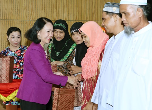 Muslims' livelihoods, religious practice facilitated in Vietnam hinh anh 1