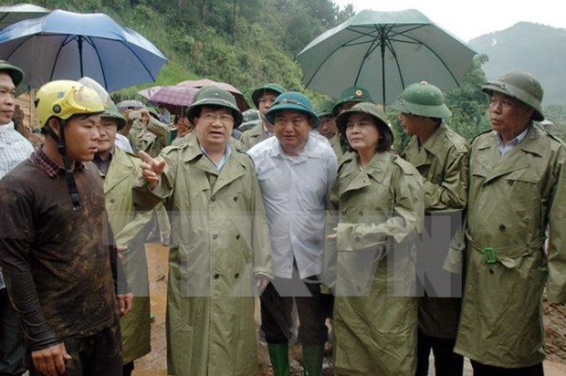 Alertness must remain to deal with post-storm situation: Deputy PM hinh anh 1